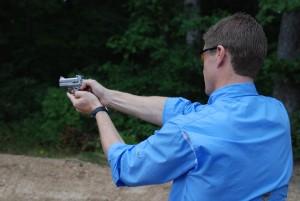 shooting handgun1