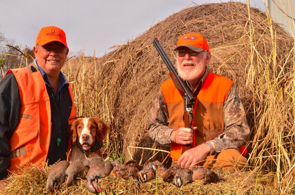 Bill Kunz and Treff Earney